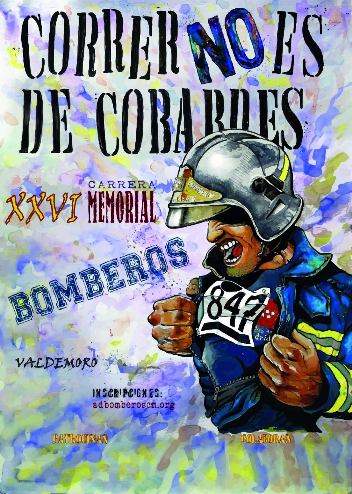 XXVI MEMORIAL BOMBEROS CAM
